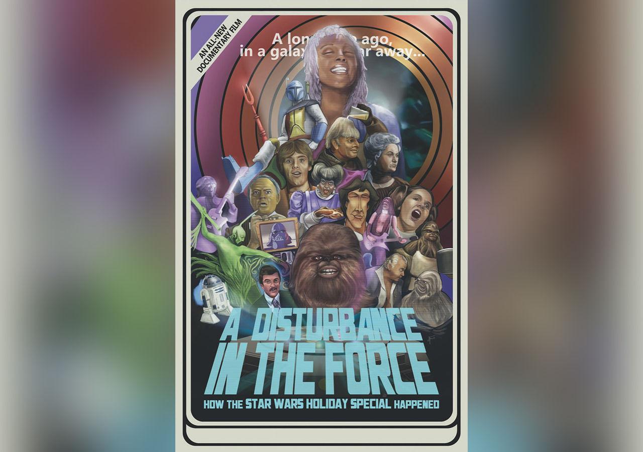 Dokumentär om Star Wars julspecial på gång
