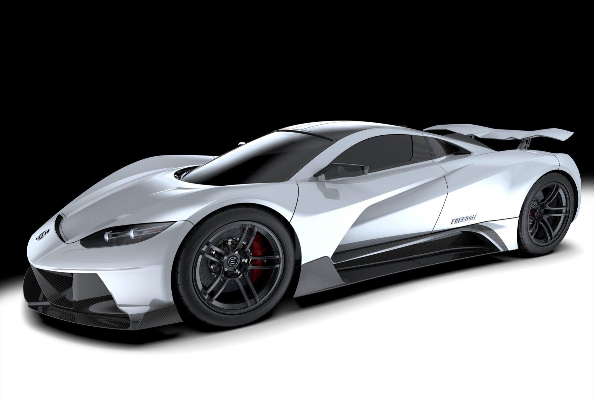 Elation Freedom - ny eldriven superbil från USA