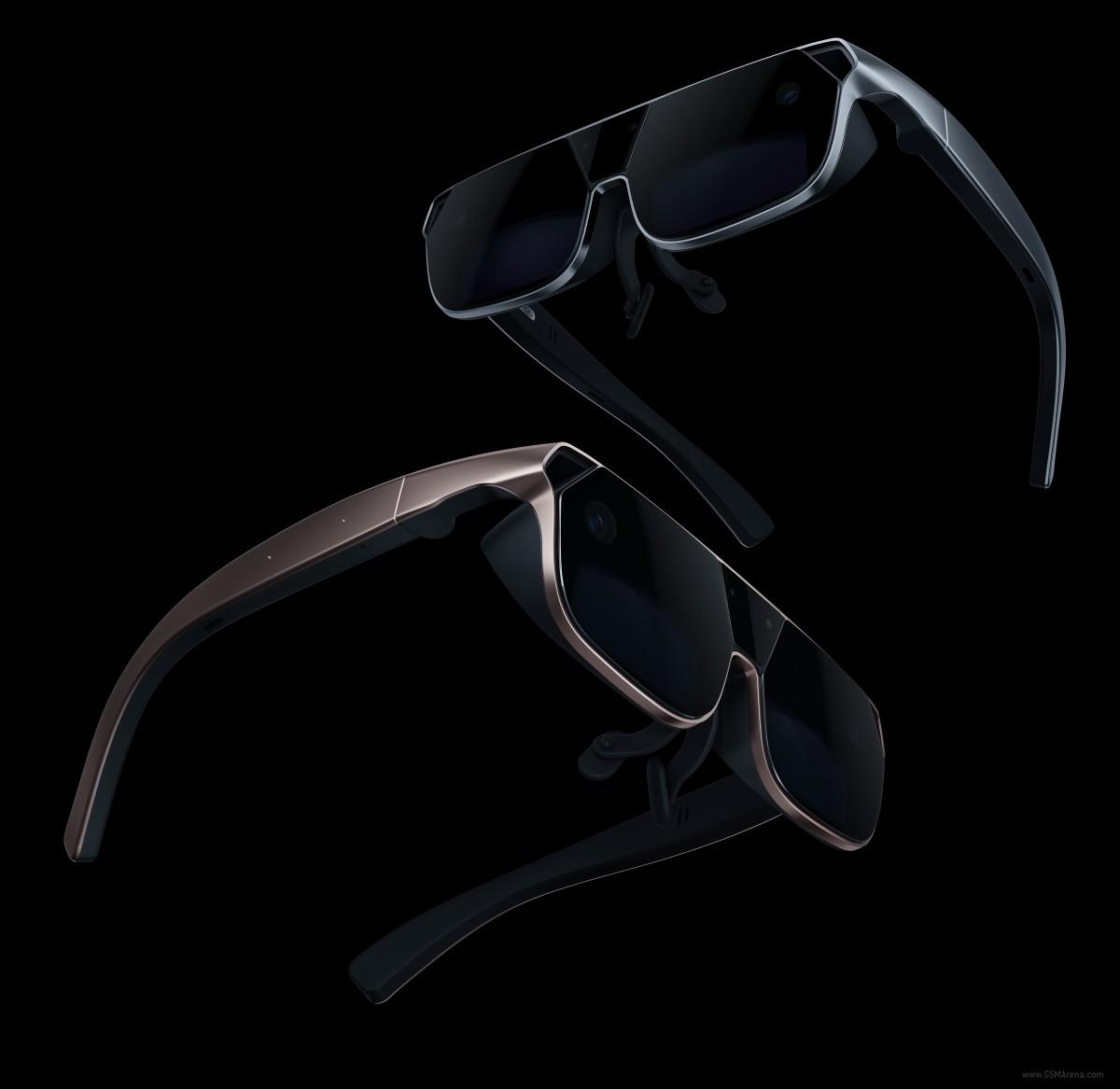 Oppo visar upp AR-glasögon Släpps nästa år