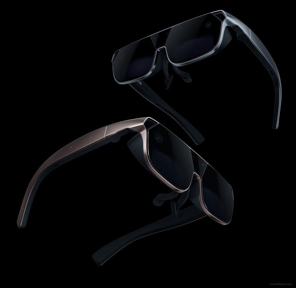 Oppo visar upp AR-glasögon