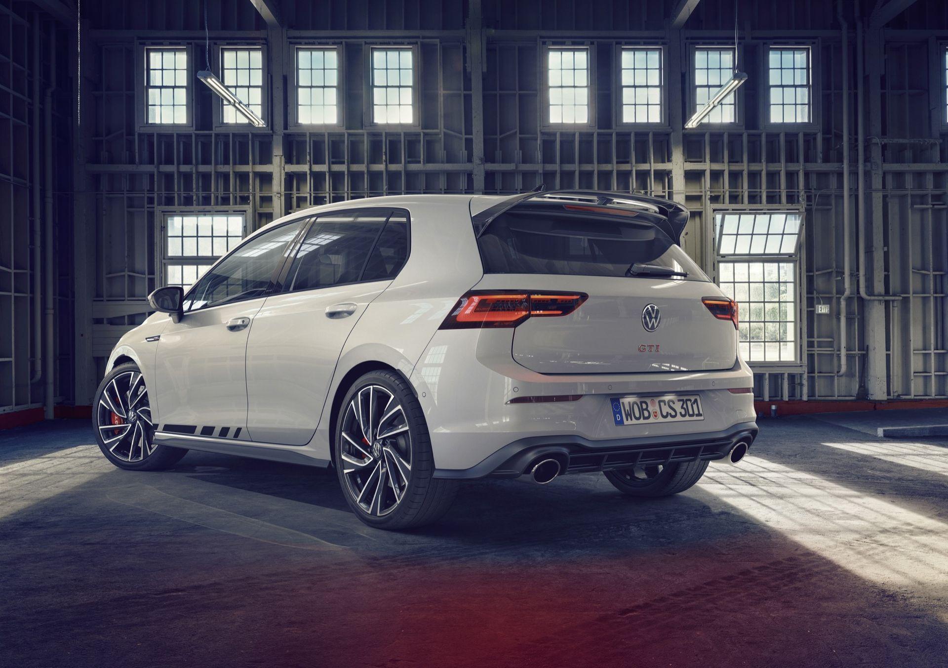 Nu kan du beställa Volkswagen Golf GTI Clubsport och Golf R
