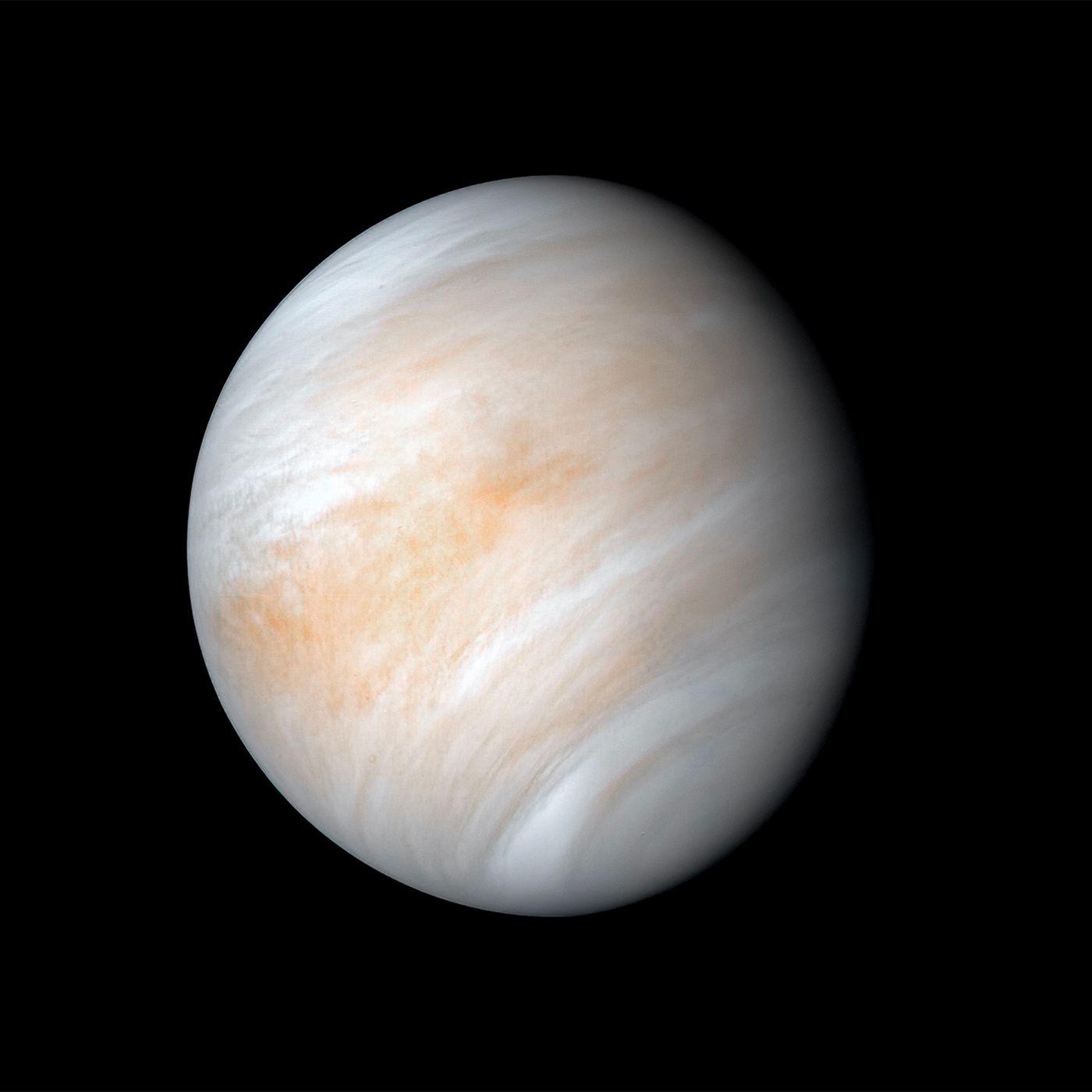 Livstecken från Venus verkar vara överskattade Astronomer backar från sitt ursprungliga uttalande