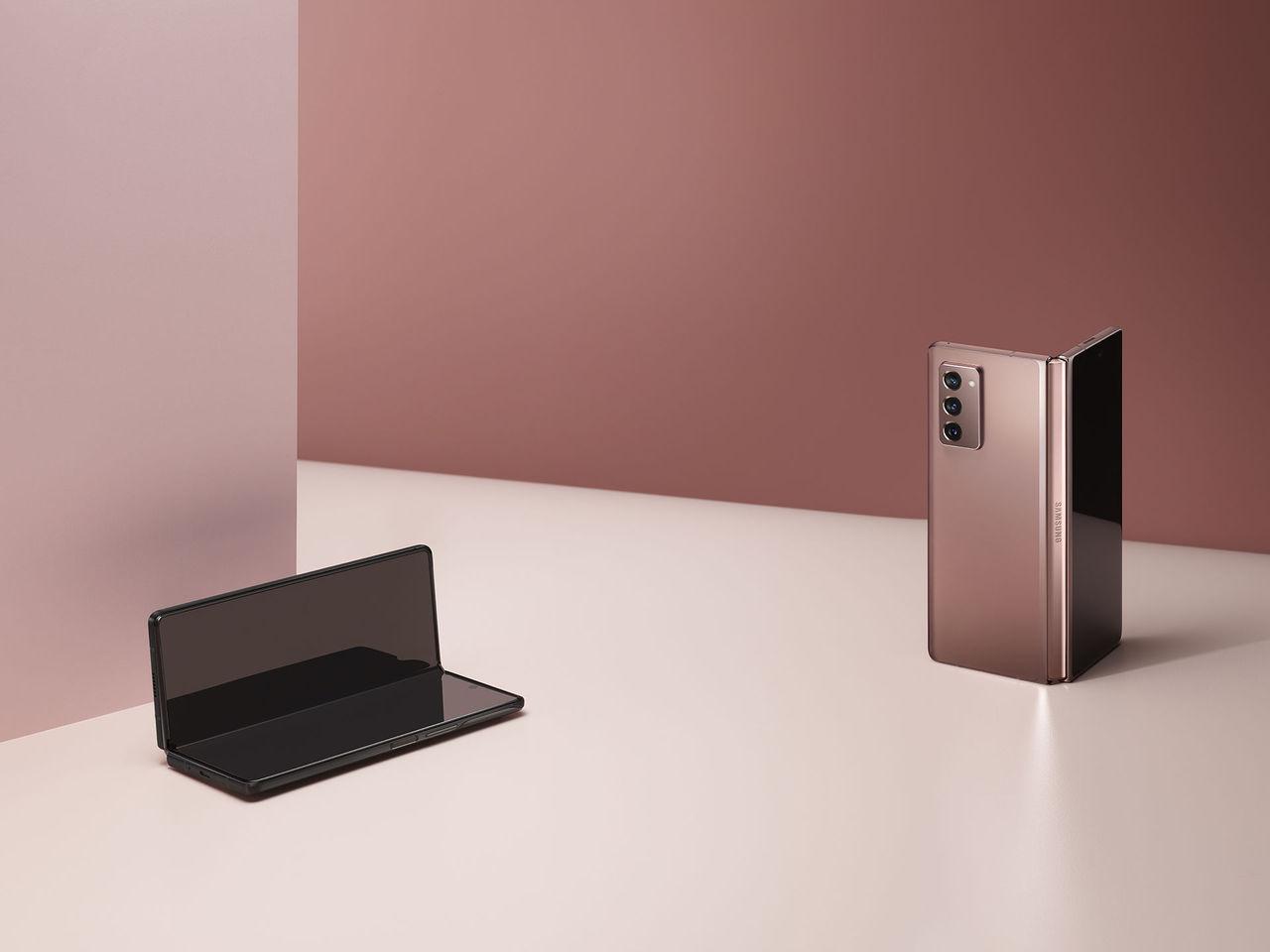 Även nästa Fold-telefon kommer få stöd för pekpenna