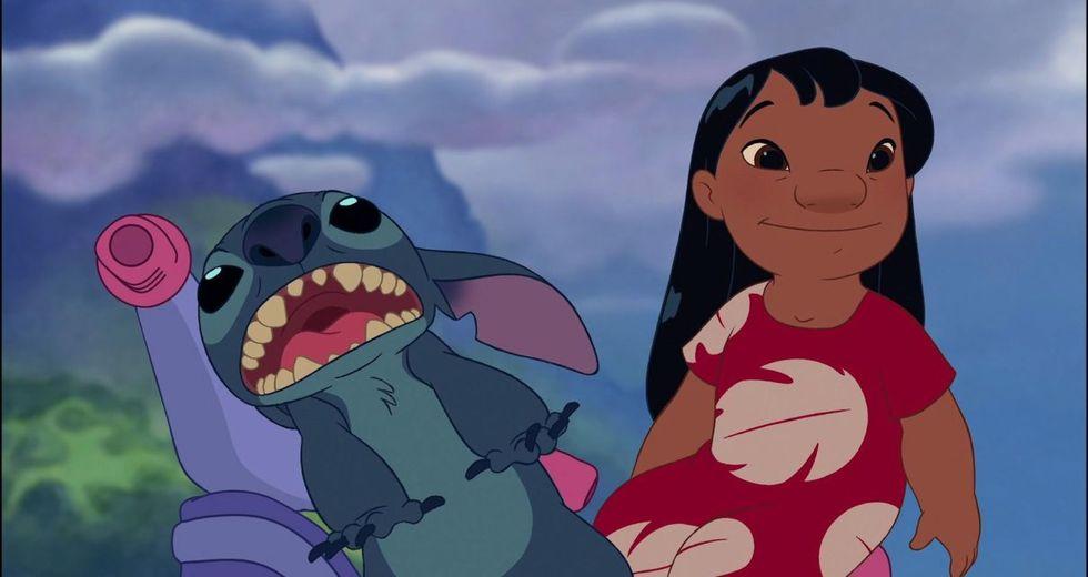 Nyversion av Lilo & Stitch verkar vara på ingång