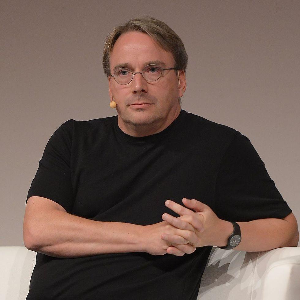 Linus Torvalds skulle gärna vilja ha en av Apples M1-datorer