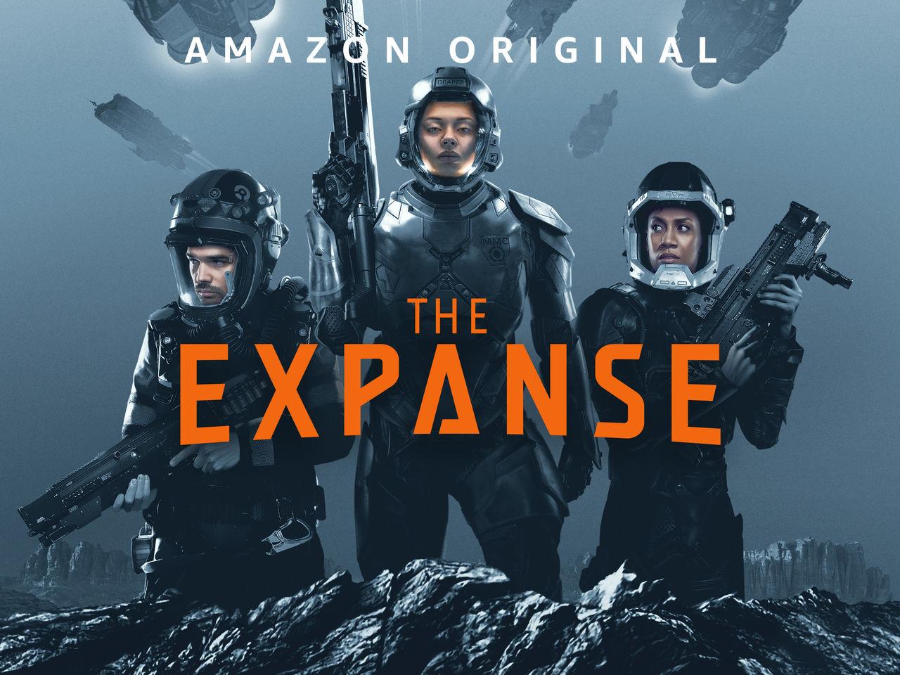 The Expanse får en sjätte och avslutande säsong