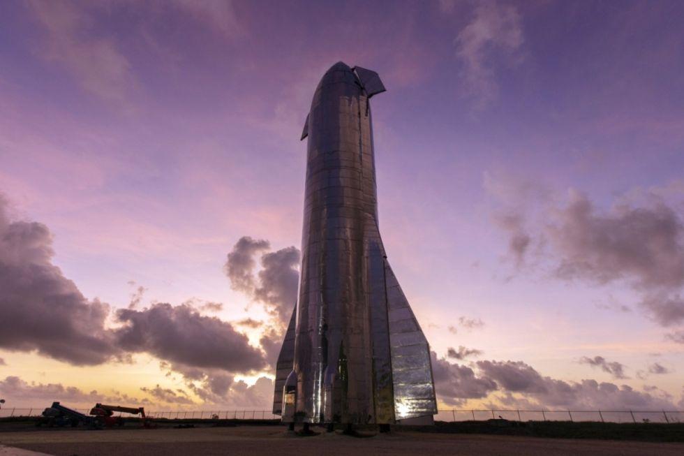 SpaceX ska höghöjdstesta Starship-prototyp nästa vecka