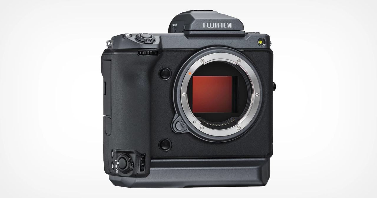 Mjukvara gör FujiFilm GFX100 till en 400 megapixels-kamera