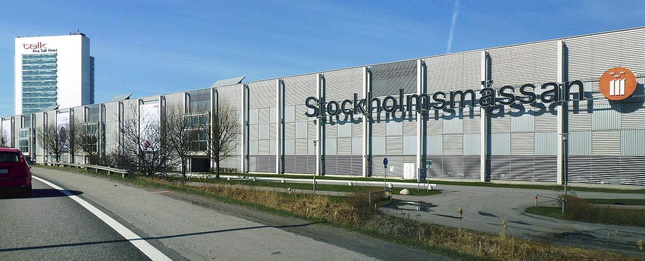 PostNord öppnar drive thru för paket på Stockholmsmässan