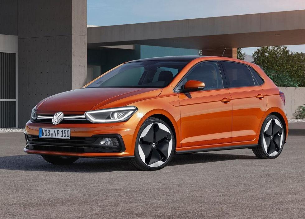 Volkswagen ska bygga elbil i Polo-storlek