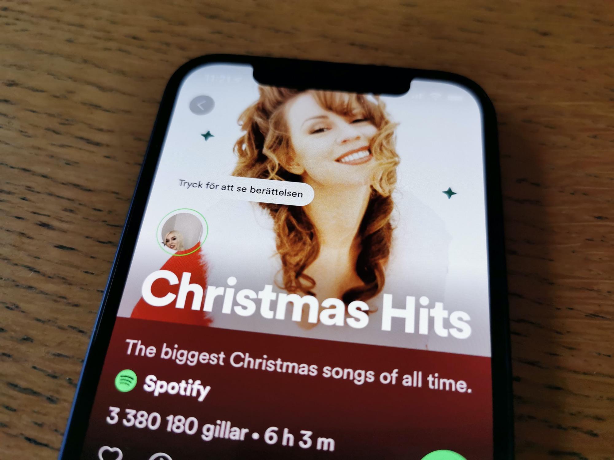 Spotify testar Stories-funktion Artister snackar om sina låtar