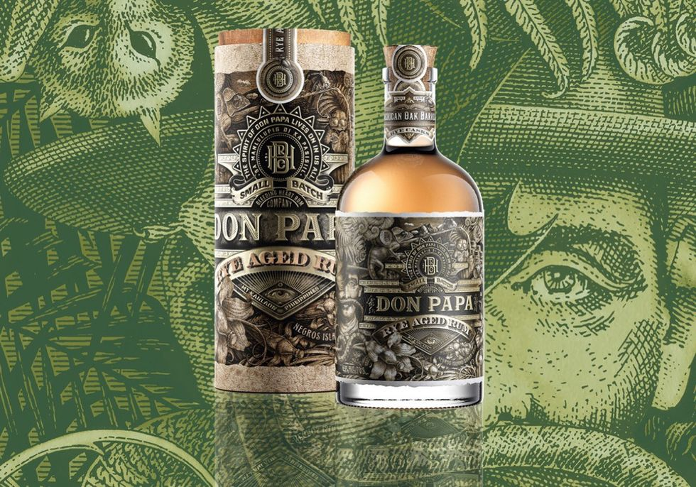 Don Papa Rye Aged Rum lanseras i Sverige
