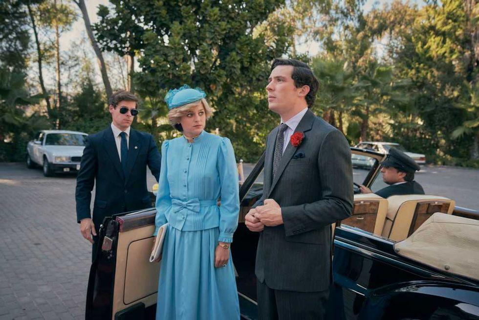 Brittisk minister vill att Netflix märker The Crown som fiktion