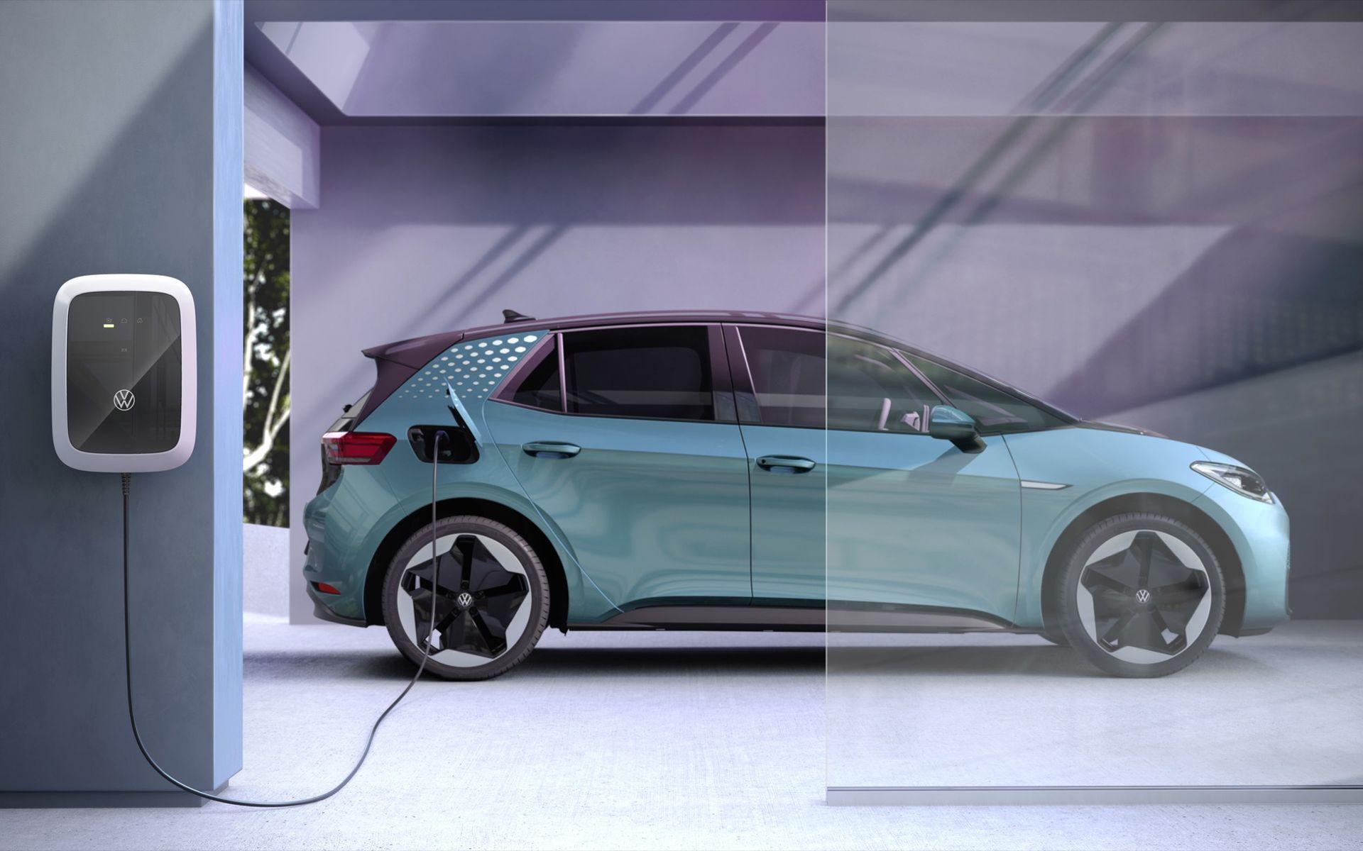 Volkswagen ID.3 är elbilen som sålde bäst i november