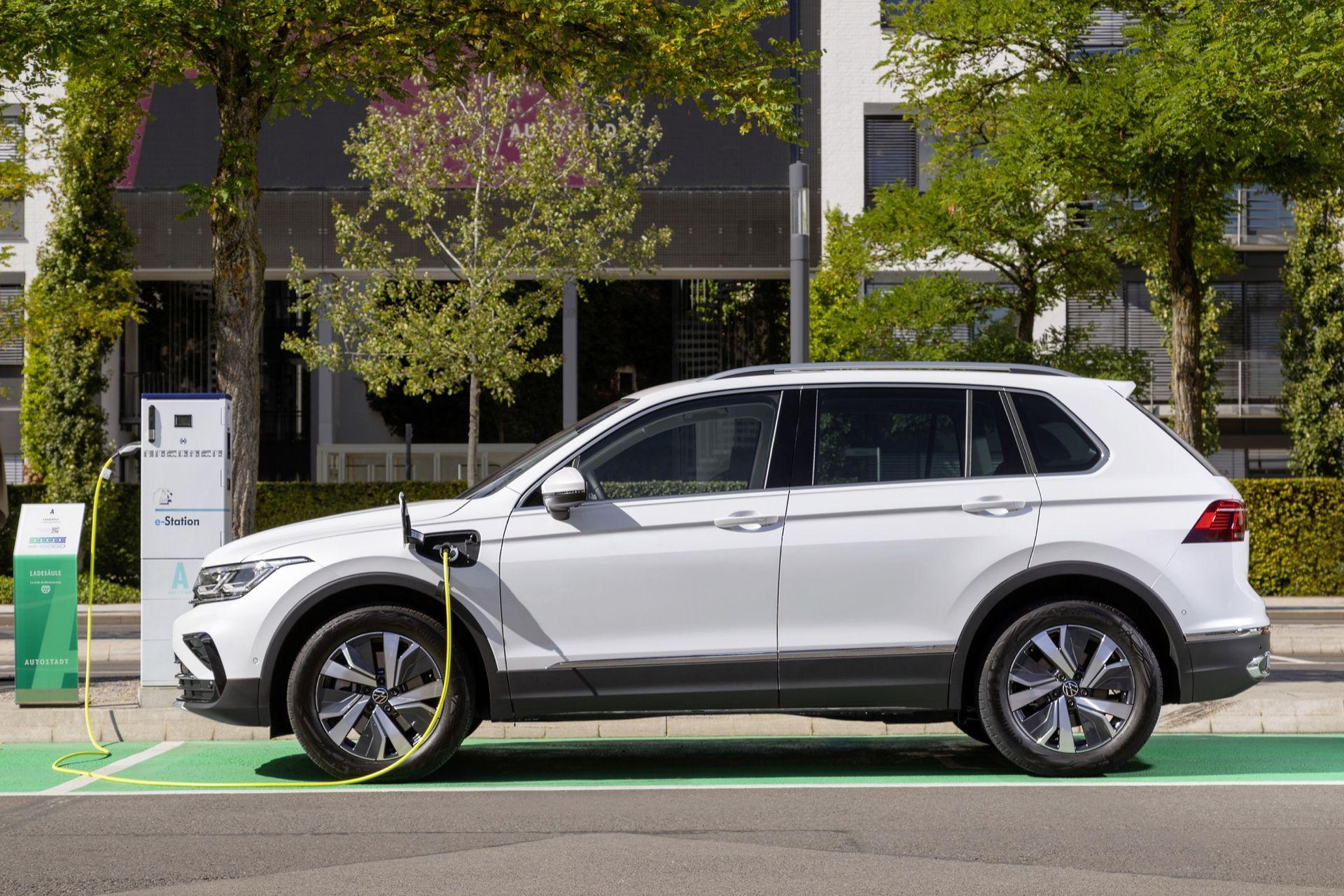Nu går det att beställa Volkswagen Tiguan eHybrid
