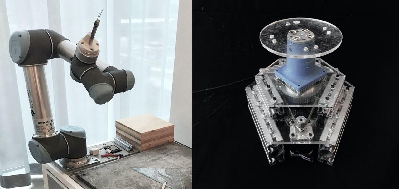 Robot från Disney kan skulptera i lera