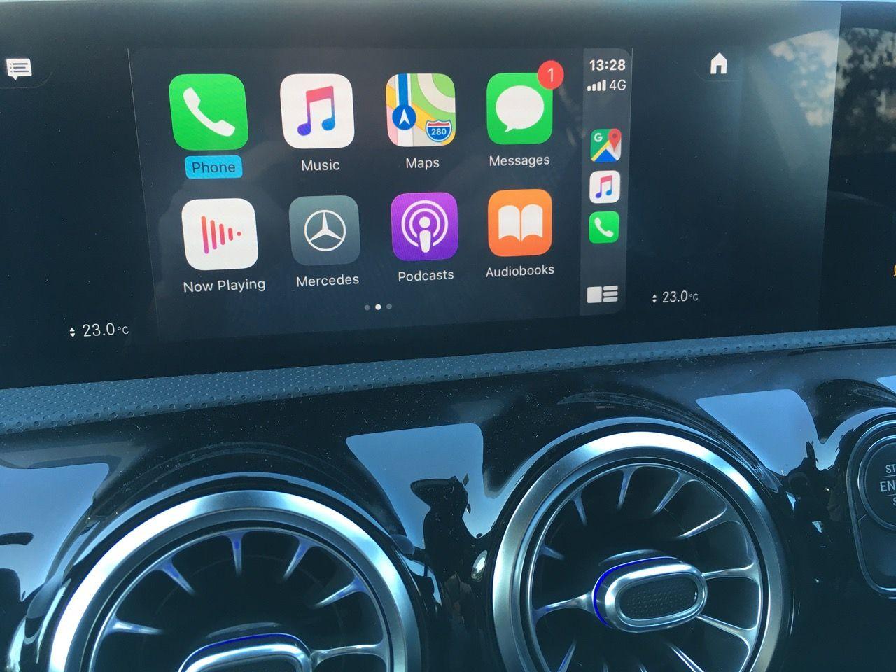 Microsoft Teams får stöd för CarPlay