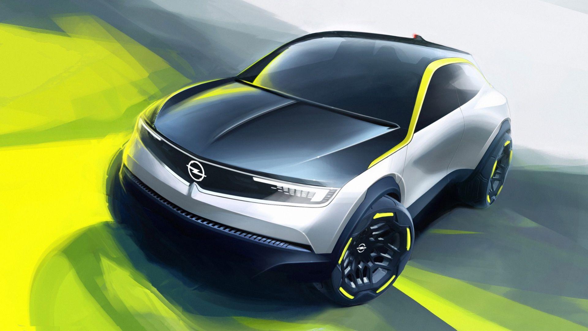 Opel uppdaterar sin logga