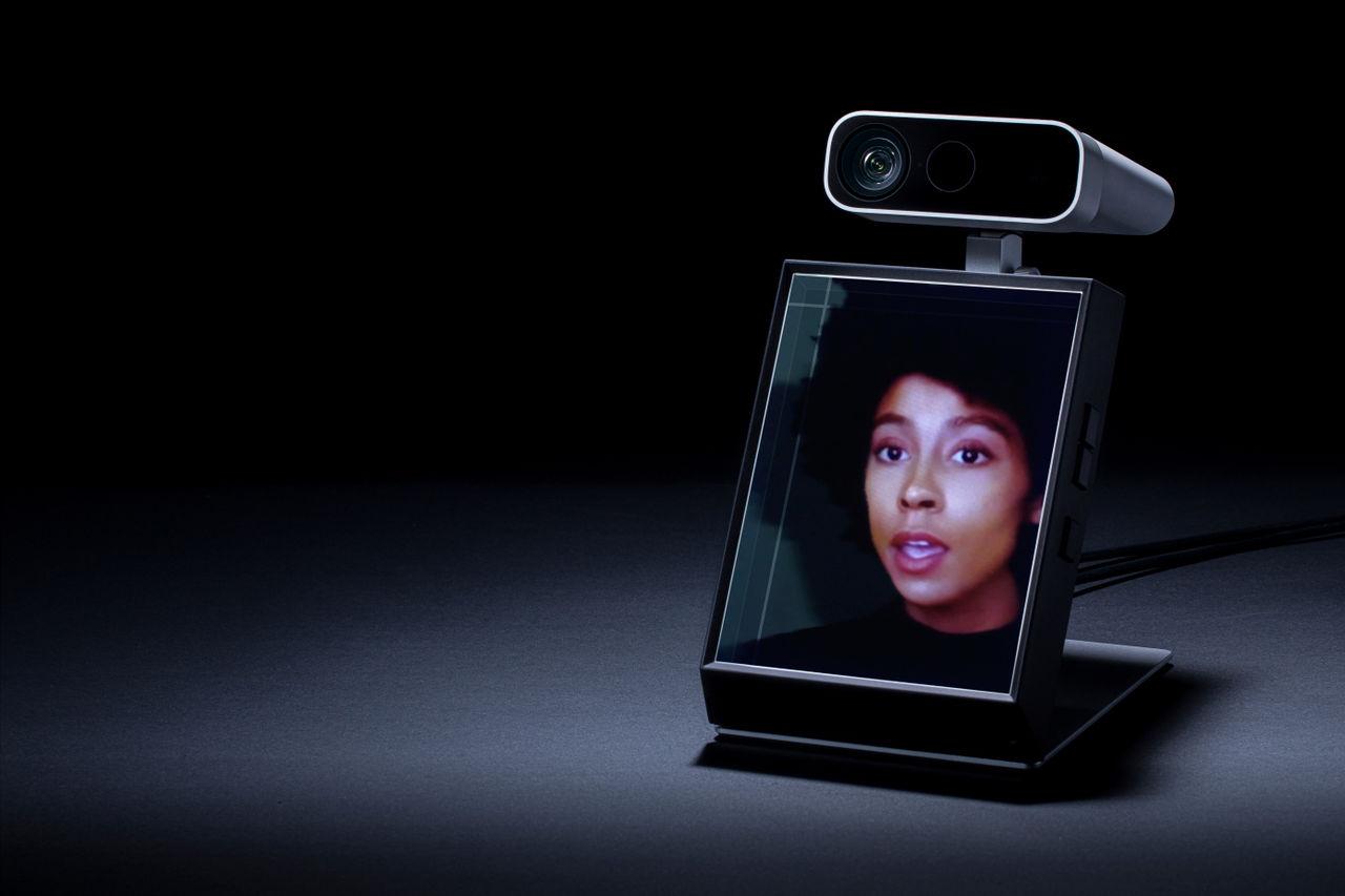 Looking Glass presenterar digital fotoram för hologram