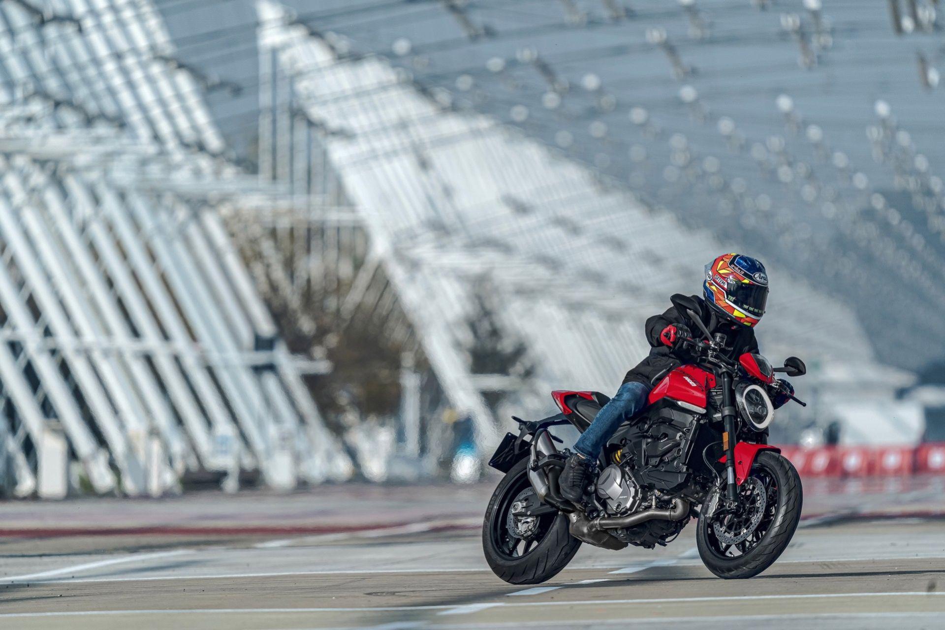 Det här är nya Ducati Monster