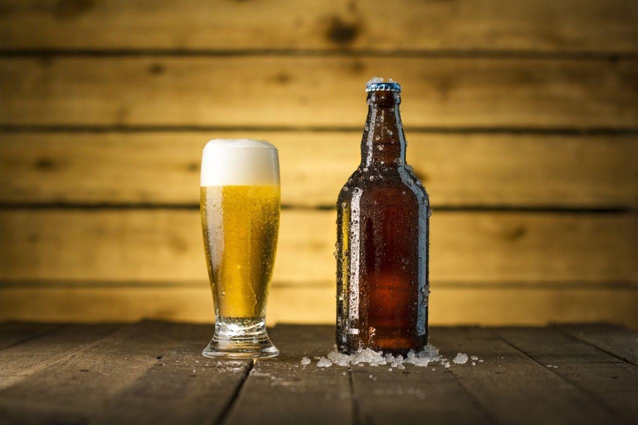 Tut i luren! Idag är det Drick en öl-dagen!