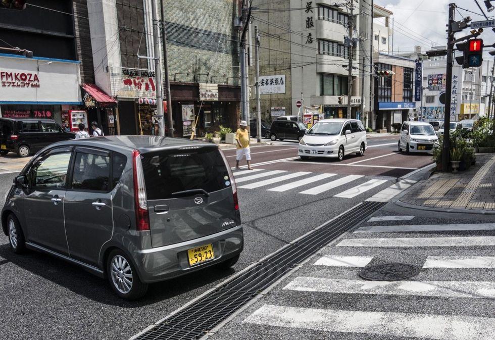 Japan vill förbjuda nya bilar med förbränningsmotor 2035
