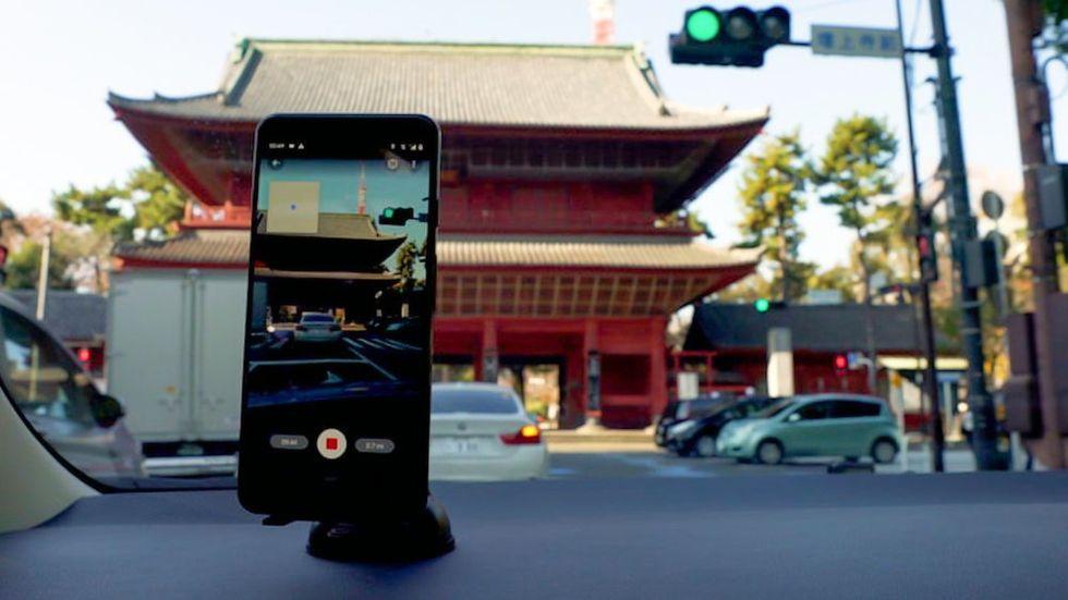 Android-användare kan lägga in bilder på Google Street View