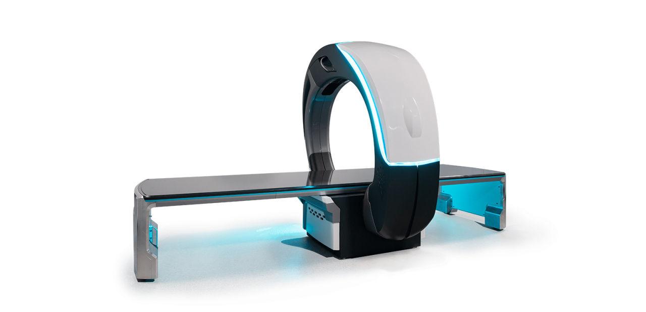 Nanox visar upp ny typ av röntgenmaskin