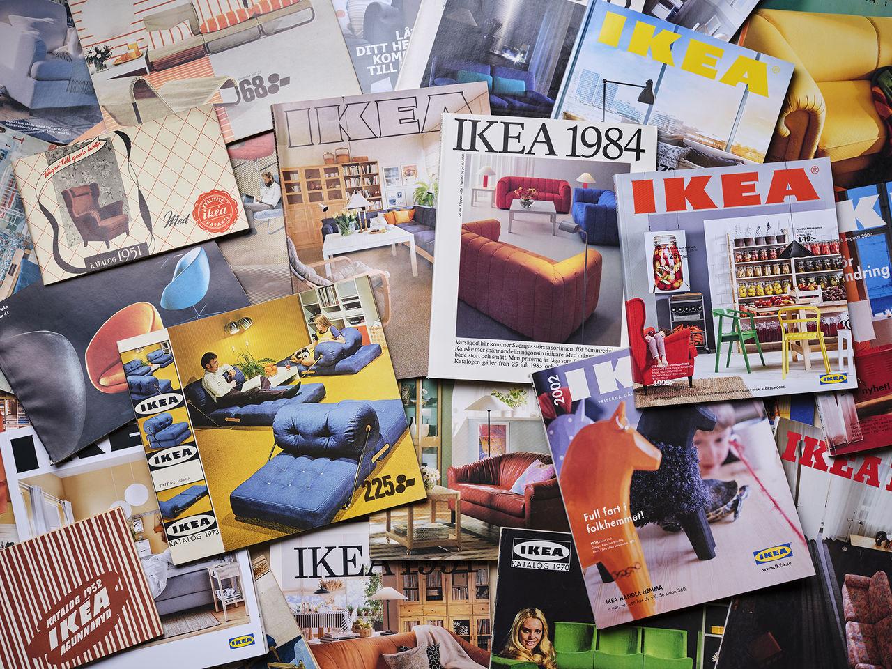 Ikea lägger ner Ikea-katalogen