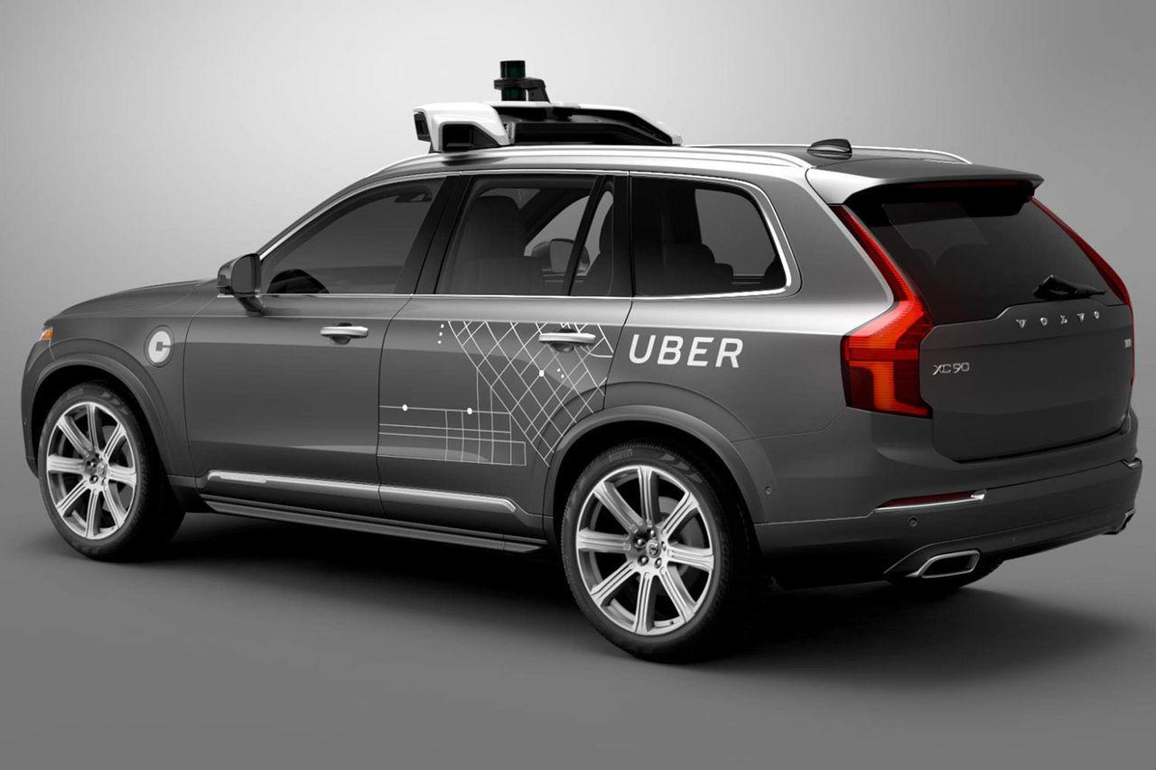 Uber säljer divisionen för självkörande bilar till Aurora