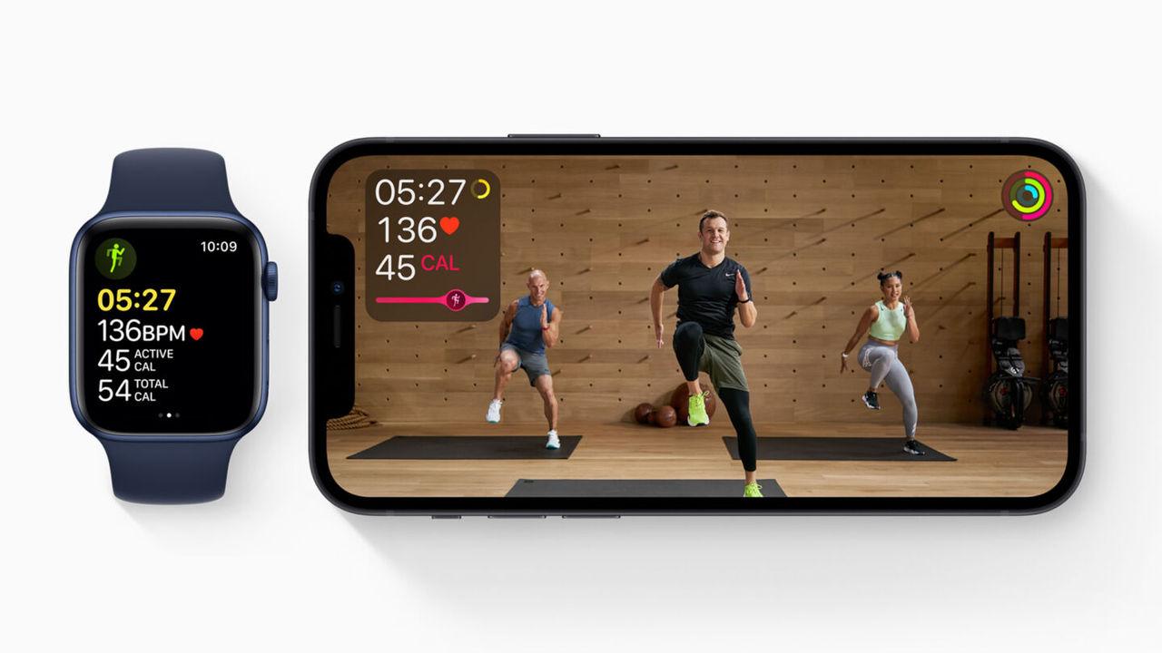 Apple Fitness+ lanseras på måndag