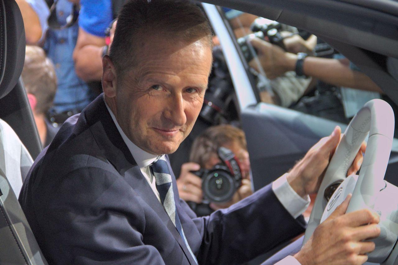 VW-chefen: helt självkörande bilar på vägarna 2025-2030