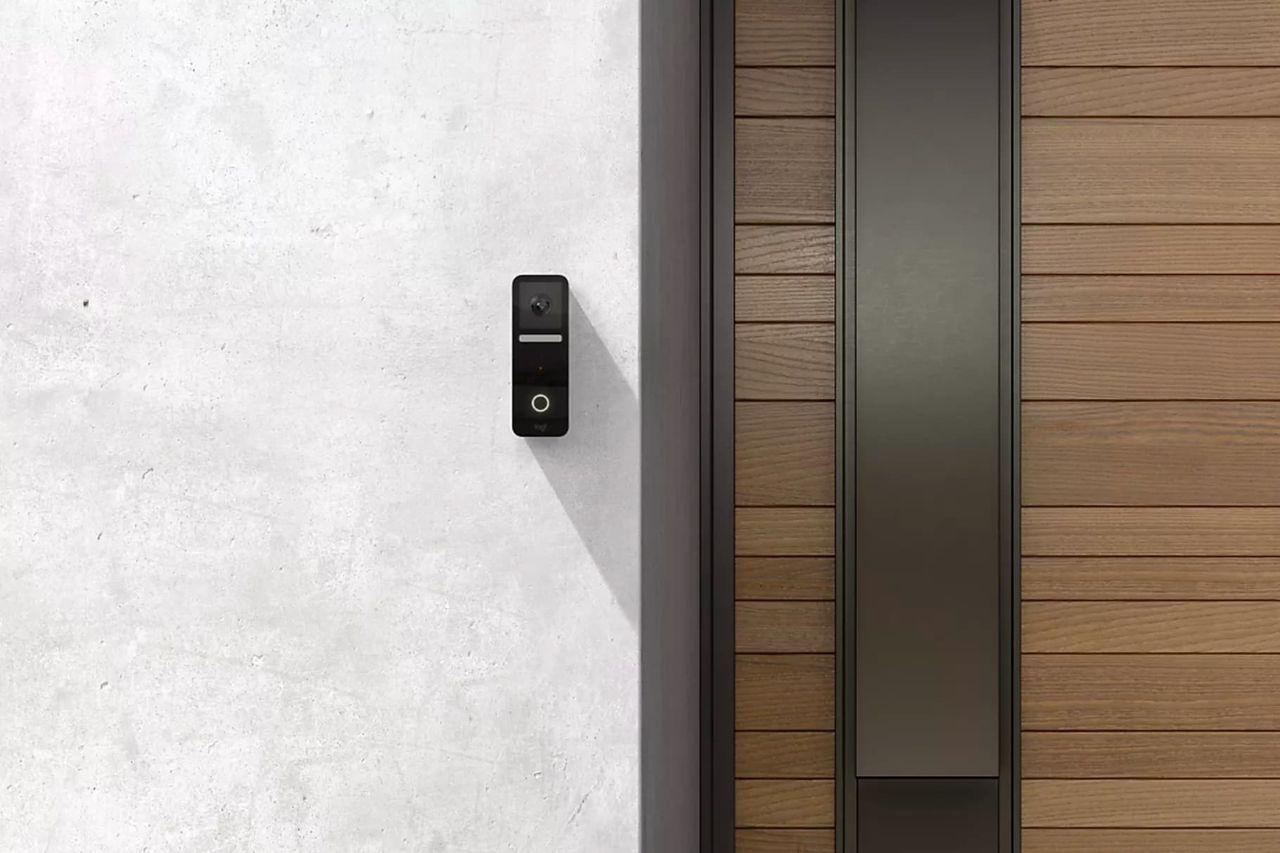 Logitech släpper ringklocka med kamera för Apples HomeKit