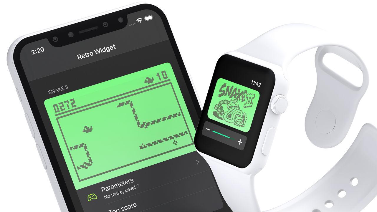 Nu går det att spela Snake på iPhone och Apple Watch