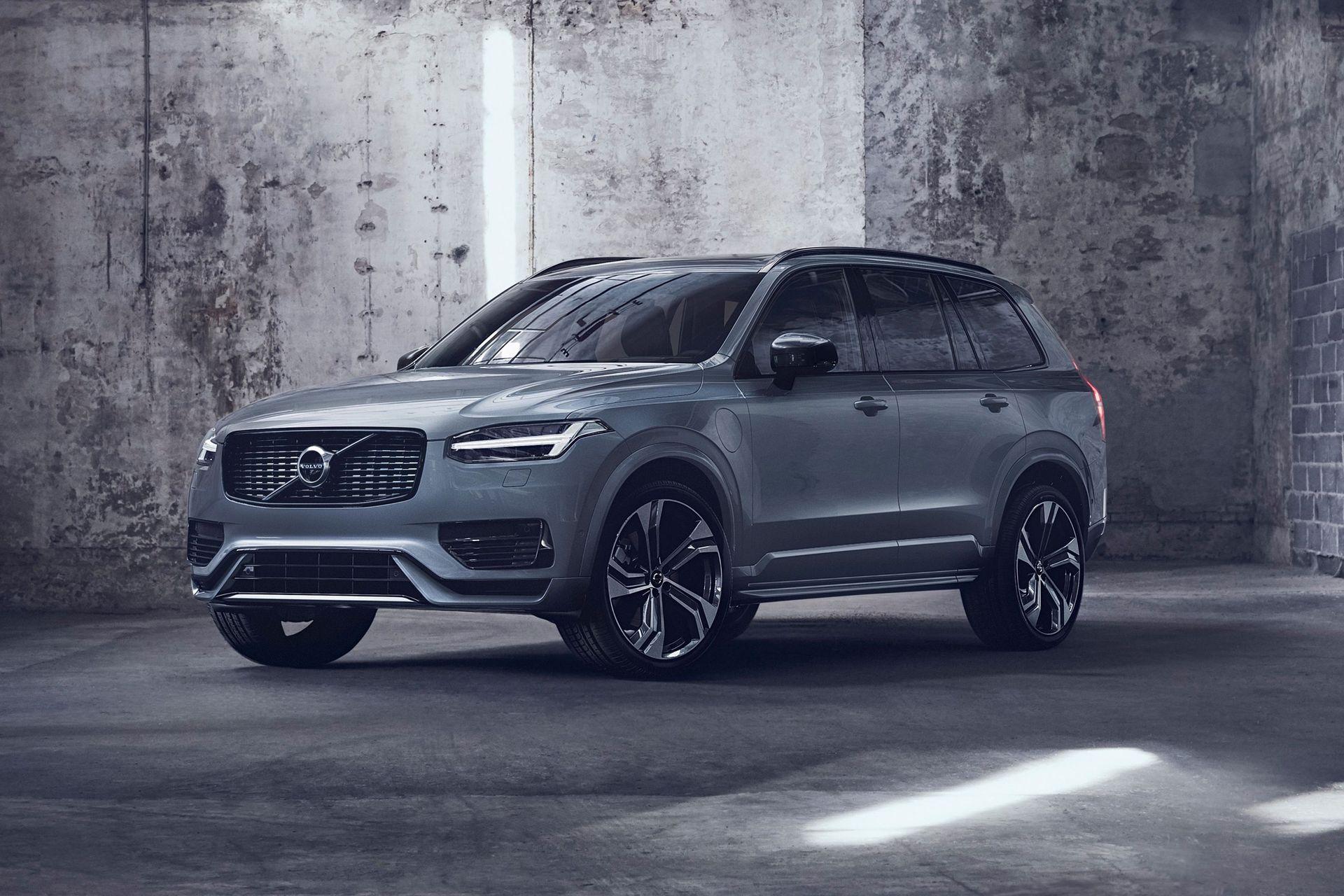 Snart kan suvar utgöra 75 procent av Volvos försäljning