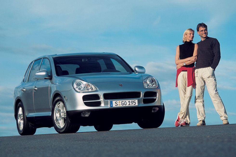 Tut i luren! Porsche har nu tillverkat en miljon Cayenne