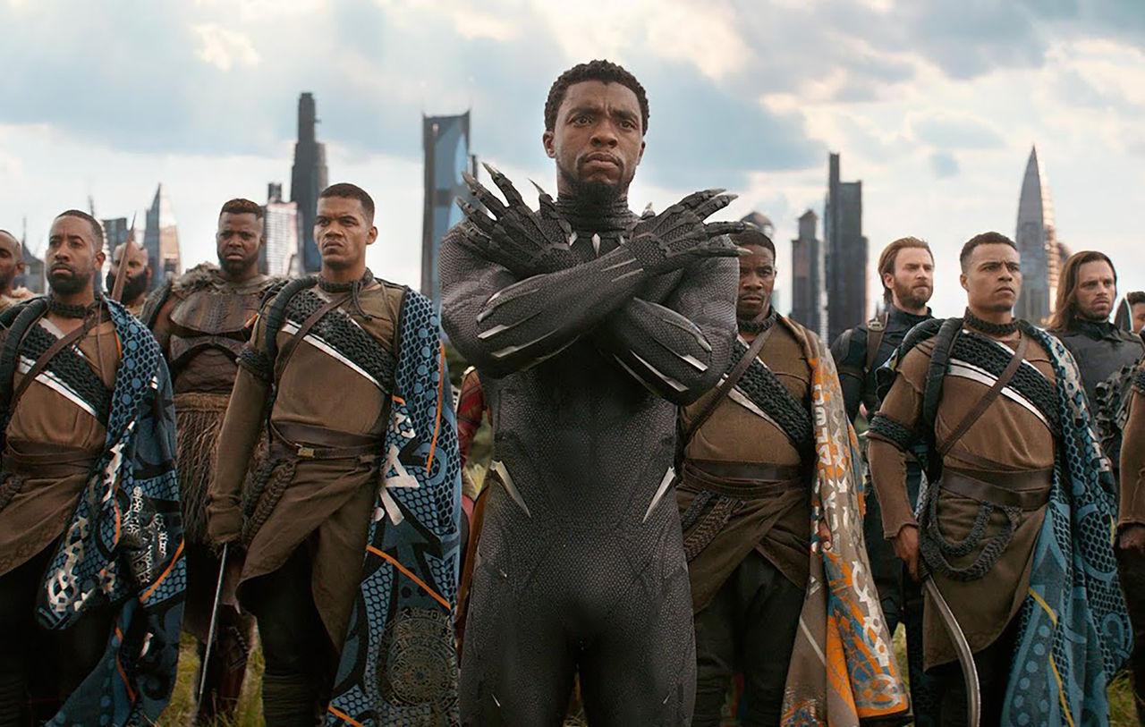 Chadwick Boseman ersätts inte av ny skådis i Black Panther 2