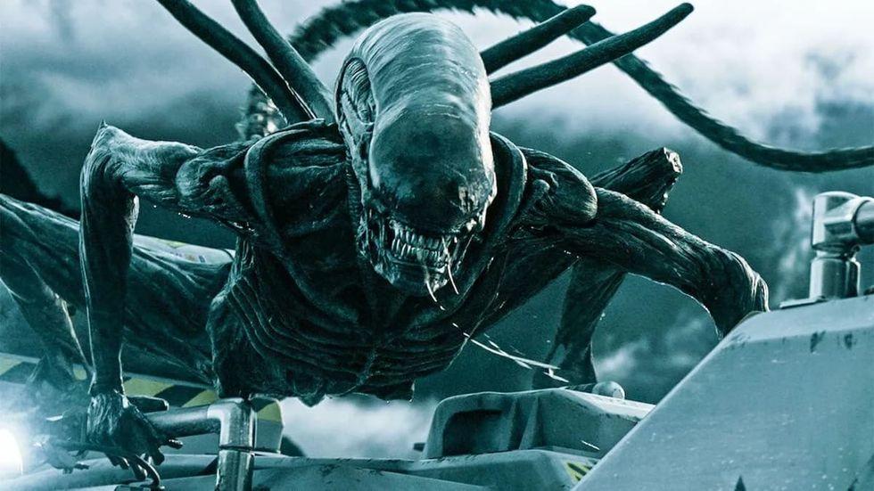 Alien blir tv-serie