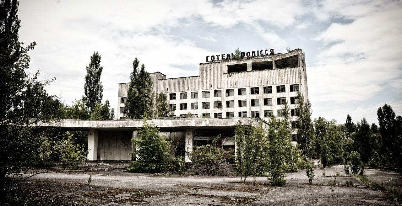 Ukraina vill att Tjernobyl ska bli världsarv