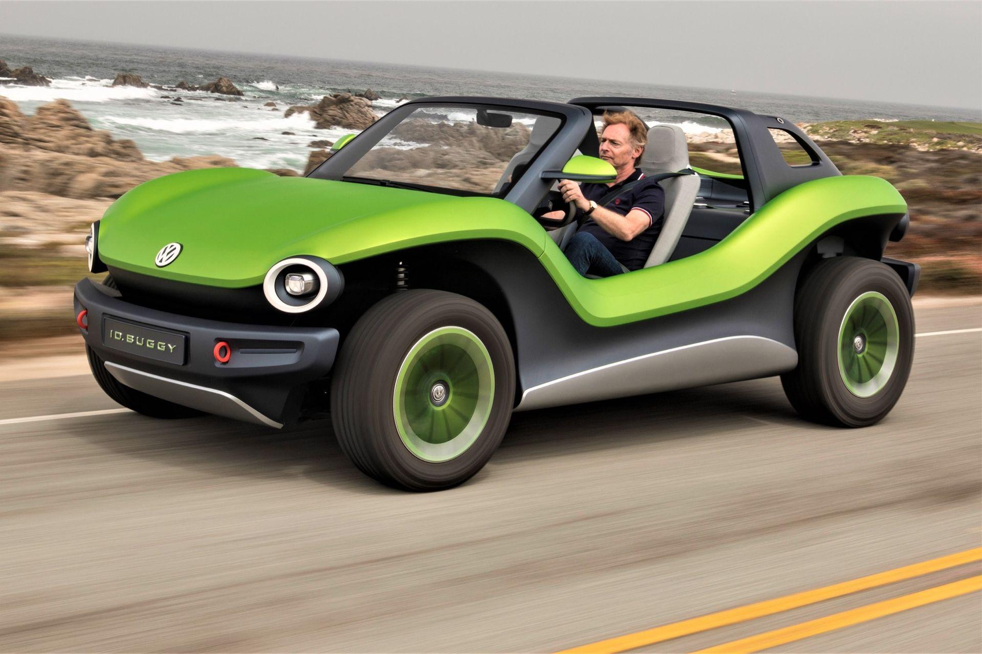Tyvärr, det blir ingen eldriven sandloppa från Volkswagen