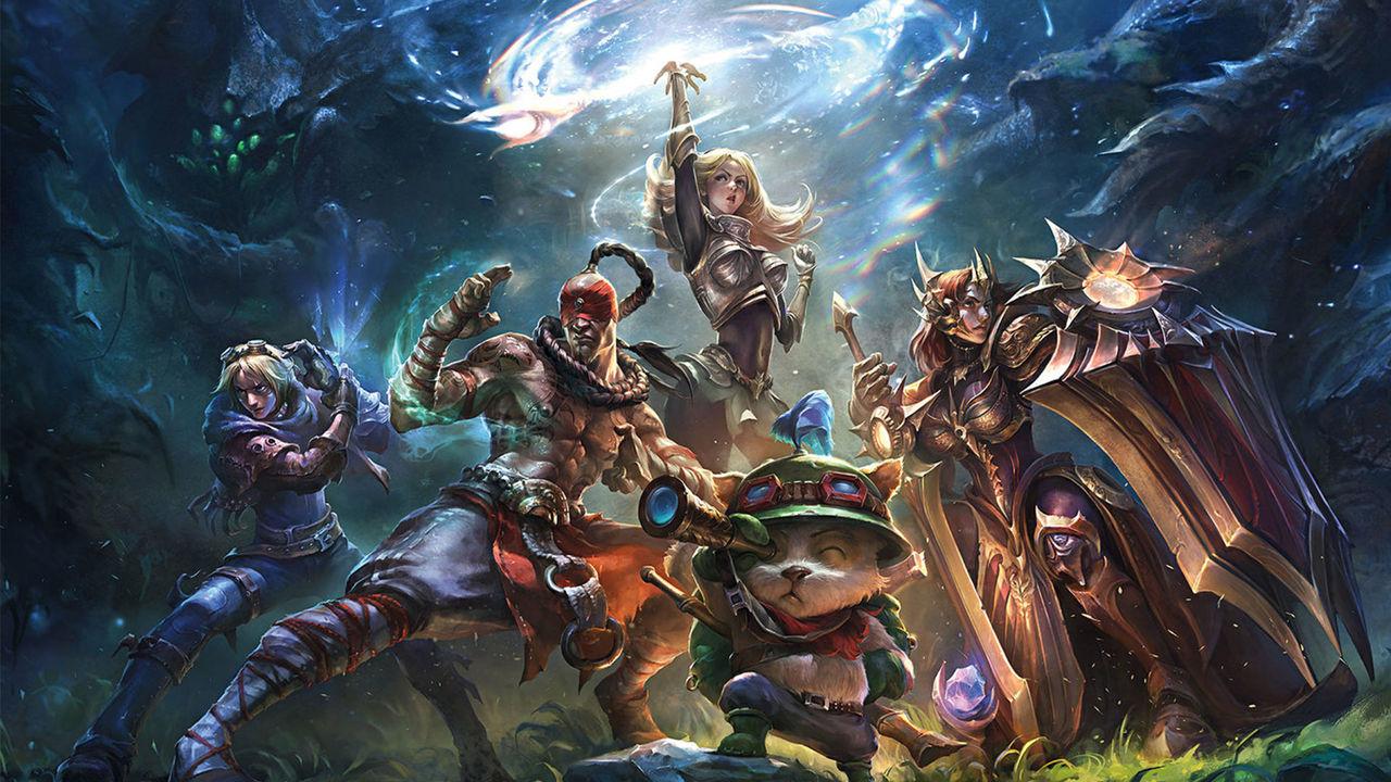 Riot Games jobbar på League of Legends-MMO