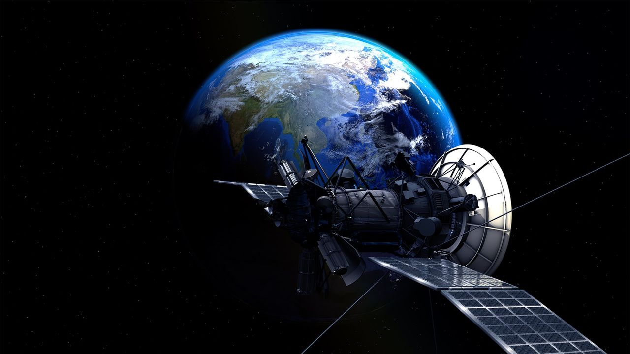 EU sägs satsa på rymdinternet