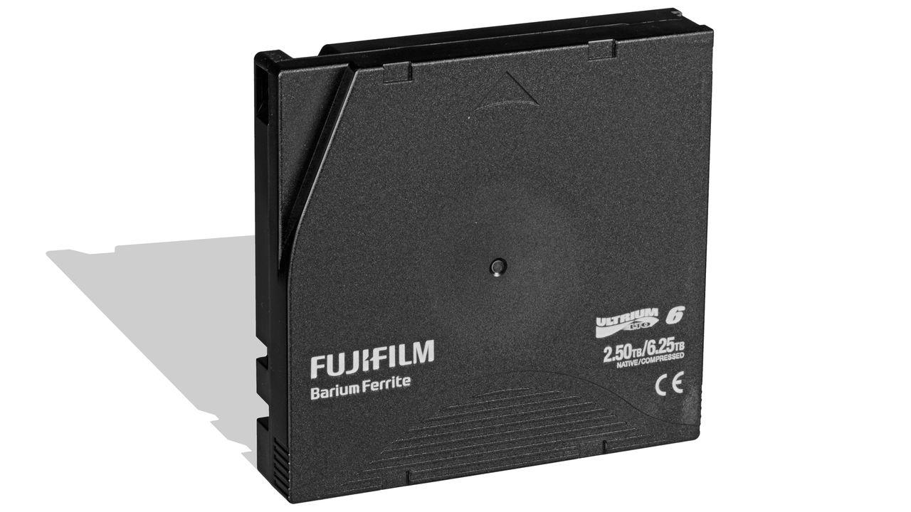 Ny teknik kan lagra 580TB på magnetband