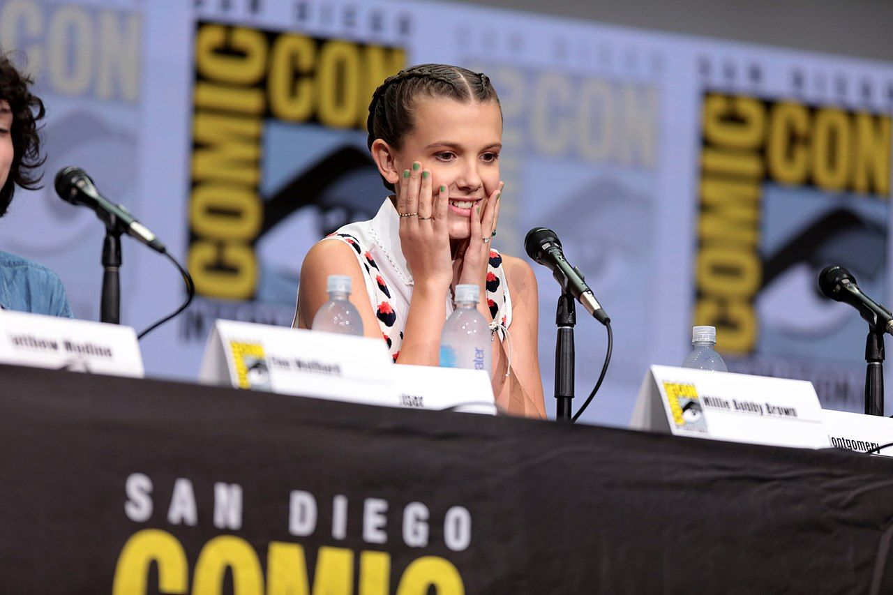 Millie Bobby Brown får huvudrollen i The Electric State