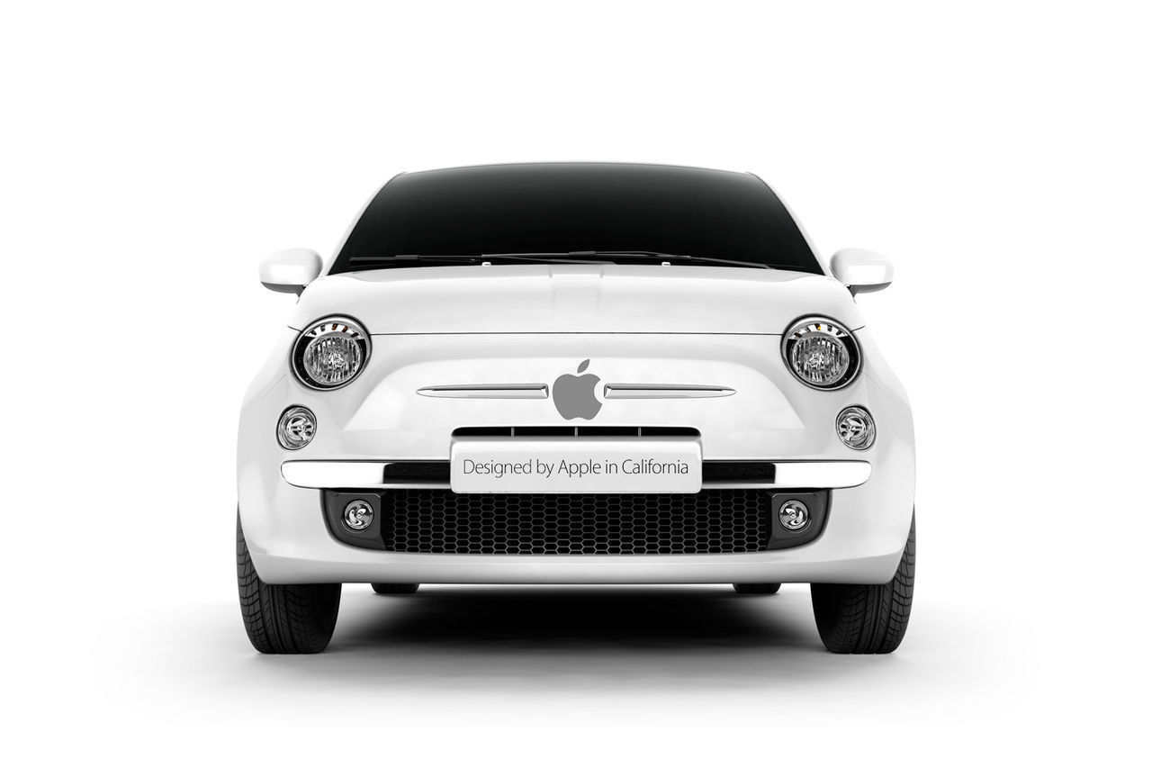 Apple ryktas lansera egen bil 2024