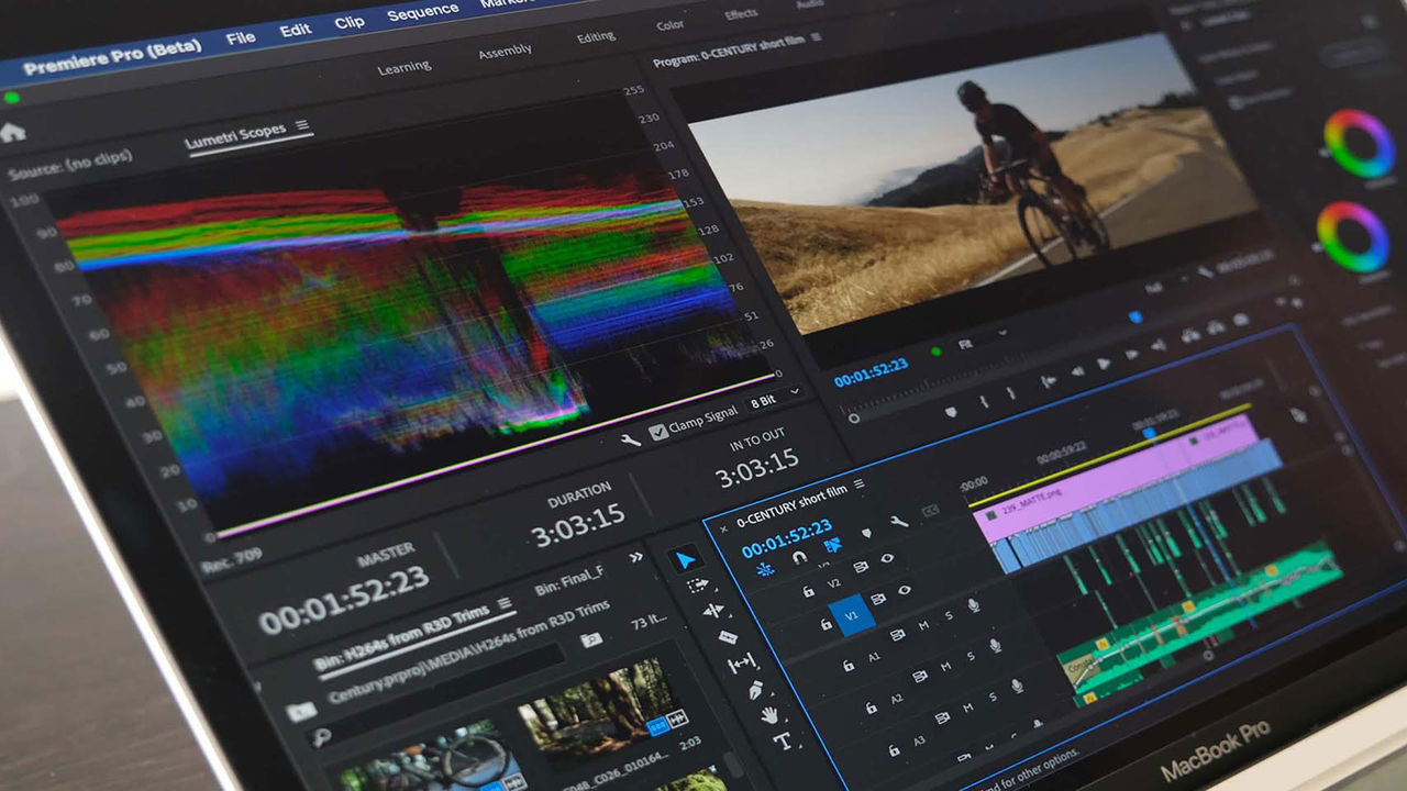 Premiere Pro, Premiere Rush och Audition nu till Apple M1