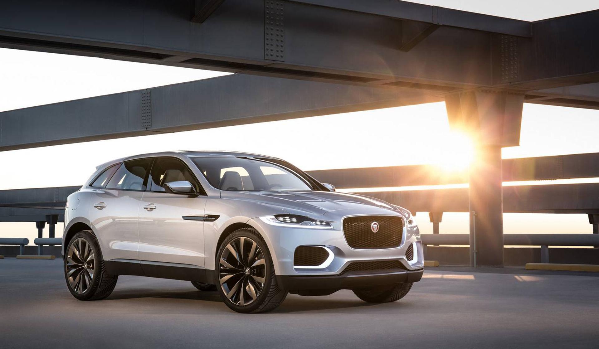 Jaguar J-Pace blir nya eldrivna flaggskeppet