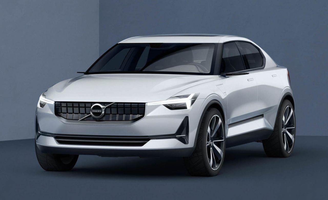 Volvos nästa elbil presenteras den 2 mars 2021