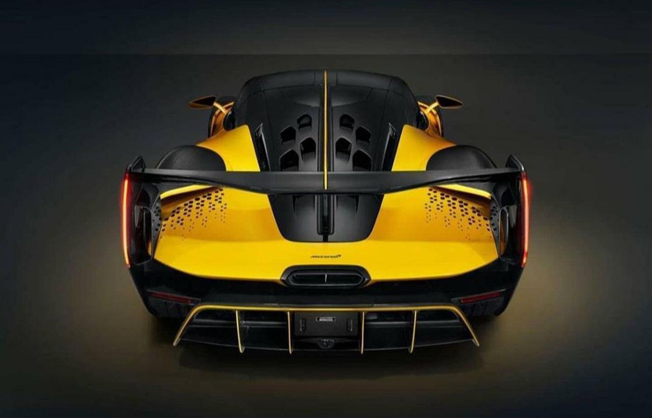 McLaren Sabre läcker ut