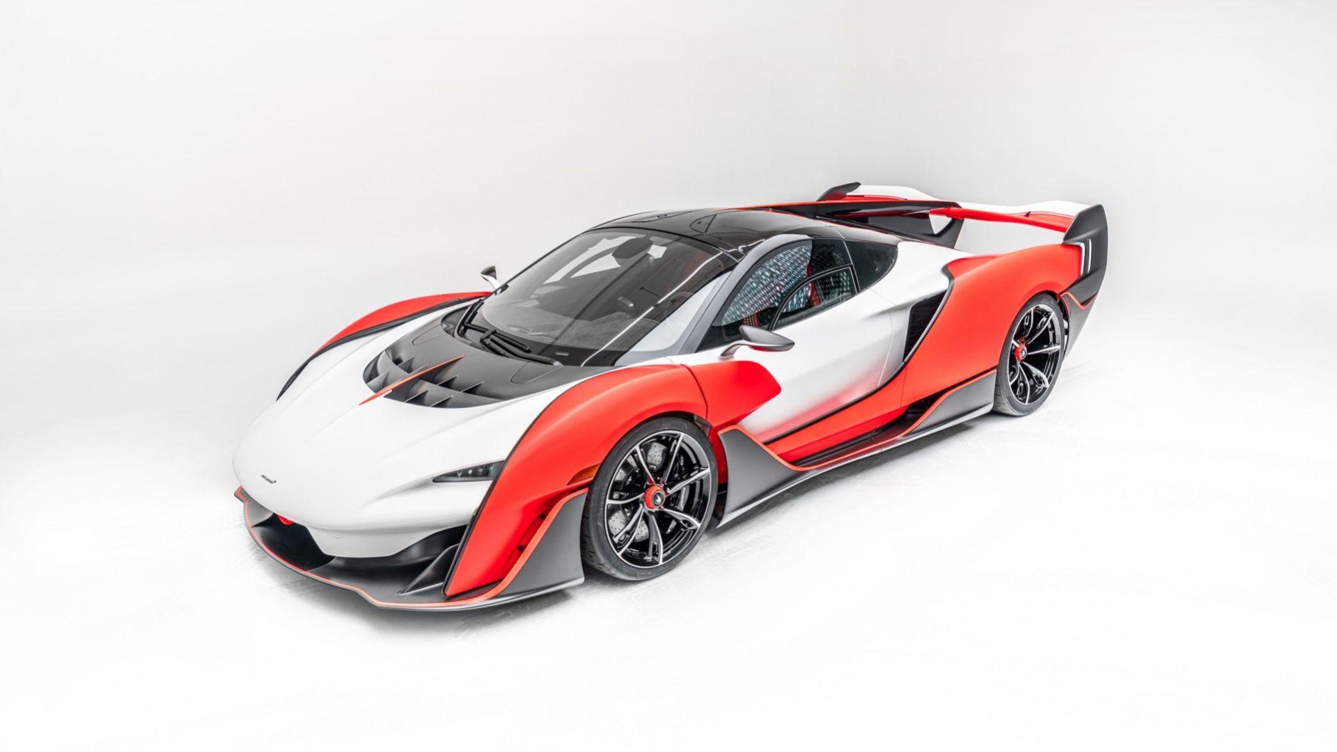 Det här är McLaren Sabre